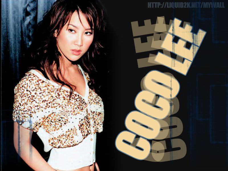 coco wallpaper. COCO LEE